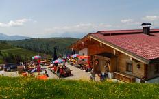 Dauerstoa Alm Alpbach