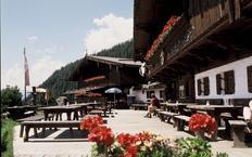 Bischoferalm Alpbach
